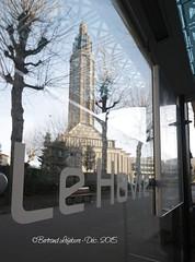 IMG_7784B - Le Havre d'Auguste Perret - Boulevard François 1er - Le Havre - Seine-Maritime (76) - ©BL - Déc. 2015 (heuliez142011) Tags: architecture moderne le havre normandie normandy eglise auguste saintjoseph perret seinemaritime76