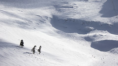 Ice Age (sbouboux) Tags: winter white mountain ski tree ice sport canon aerial minimal greece age snowboard polarizer  kalavryta  550d helmos