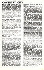 Fulham vs Coventry City - 1968 - Page 9 (The Sky Strikers) Tags: city one football official cottage division coventry fulham craven shilling league programme