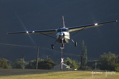 Landing (grant_jaimee) Tags: aircraft aviation landing nz marlborough marlboroughnz koromiko