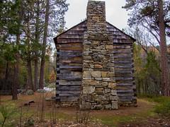 Jesse Ross Cabin (greyzukphoto) Tags: jesse ross cabin sierra northfork