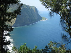Waipi'o Valley, Hawaii (Kummerle) Tags: ocean landscape hawaii surf valley waipio kummerle