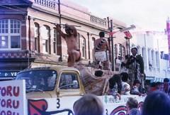 Maori cultural dance (Lim SK) Tags: st george culture dunedin maori