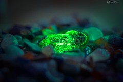 -Moldavite (pwl147258) Tags: green nature stone hongkong sony mineral a7 feature macroshot tektite