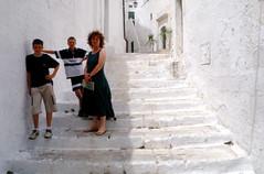 Claudio,  Corrado e Cinzia (dmambret) Tags: 2002 puglia vacanze