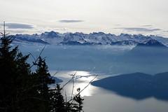 Panoramic mountain view on Mount Rigi Switzerland (roli_b) Tags: panorama mountain lake snow mountains schweiz switzerland see view suisse suiza nieve panoramic berge mount vista svizzera lucerne schweizer vierwaldstättersee montañas schneebedeckt lakelucerne rigi schneeberge snowtopped