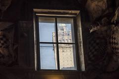 Dietro i vetri (AnnaPaola54) Tags: bologna torreasinelli febbraio finestre 2016 palazzopepolicampogrande