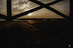(glb photograph) Tags: sun sol atardecer la nikon perspectiva mira castilla mancha puntos sunsent d3300