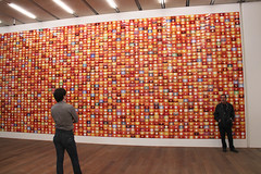28,524,323 Suns from Sunsets from Flickr (partial), Penelope Umbrico (slightheadache) Tags: florida miami sunsets suns 2016 pamm penelopeumbrico perezartmuseummiami