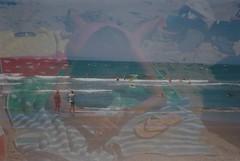 Summer daze (Summer Skyes 11) Tags: ocean summer holiday beach girl relax waves playa verano sunbathing sunbathe togs tomarelsol