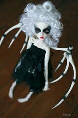 Swan (Hitsugi-Lou) Tags: girl doll dolls isabel bjd msd bjddoll dollchateau