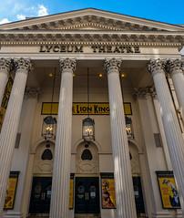 Lyceum Theatre Strand (Panasonic Lumix LX100 Compact) (markdbaynham) Tags: street leica city uk urban london westminster lumix zoom capital central panasonic gb fixed metropolis dmc compact lx londoner londonist lx100 2475mm f1728 lumixer