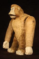 King Kong Wind-Up (1960's) (Donald Deveau) Tags: monster toy ape kingkong windup japanesetoy vintagetoy