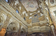 Baroque church, Roman style (alanmosley688) Tags: rome baroquechurch