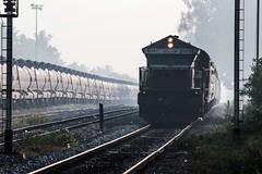 Chalukya Exp. (B V Ashok) Tags: express sr cr chalukya 20054 amsa swr emd kjm 11022 tendr ammasandra wdp4 tirunelvelidadar