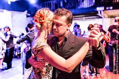 Angélique and Oscar Busso, Brussels Tango Festival, April 2015