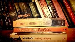 This year's books (☼ EkkyP ☼) Tags: books 116 worldbookday 22116