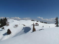 Mushkpuri- Winters (Zain's) Tags: pakistan snow mountains beauty murree nathiagali galiat mushkpuri dungagali