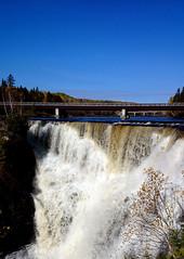 kakabekafalls-2 (justkarenmaeee) Tags: autumn ontario canada fall nature waterfall thunderbay kakabekafalls kakabeka kakabekafallsprovincialpark