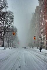 Central Park West Blizzard 2016 (dannydalypix) Tags: nyc manhattan centralparkwest snowinnewyork newyorkcityinsnow blizzard2016