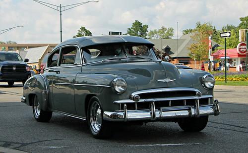 1949 Chevrolet Fleetline (SPV Automotive) Tags: classic chevrolet car grey coupe 1949 fleetline