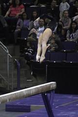 Alex Yacalis floor (12) (Susaluda) Tags: uw sports gold washington university purple huskies gymnastics dawgs