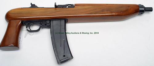 Universal Enforcer .30 Caliber Pistol $825.00 - 4/11/14