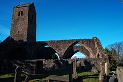 DSC_6939 copy:Muthill ancient church (Colin McIntosh) Tags: church nikon focus 28mm perthshire manual ais d610 muthill