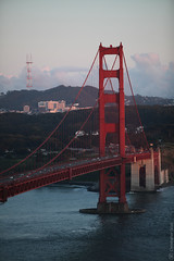 GG (Norscout) Tags: ocean sf sanfrancisco sunset pacific marin pacificocean goldengatebridge goldengate headlands sanfran goldengatebridgesfatnight