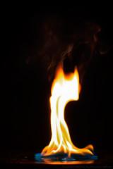 Shots of Flames #6 (Chris Lafort) Tags: fire flames tabletopphotography nikond800e