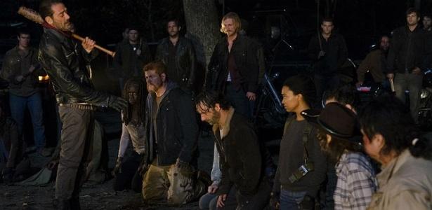 """Final de """"The Walking Dead"""" não supera audiência de temporada passada"""