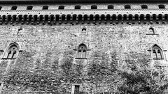 (gilbertotphotography.blogspot.com) Tags: blackandwhite castle sony fortress castello biancoenero forte aosta verres valledaosta valdaosta