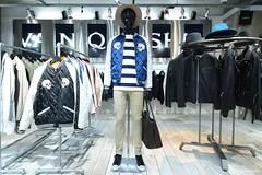 VANQUISH in Shibuya (JAPANKURU.COM) Tags: travel fashion japan shopping tokyo shibuya mens mensfashion vanquish 109mens japankuru