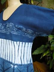 robe fujino detail