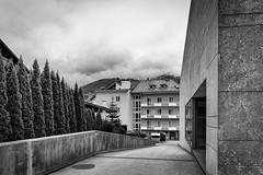 kaprun--13 (Stelios Ladopoulos) Tags: blackandwhite building architecture austria see am zell kaprun knowit