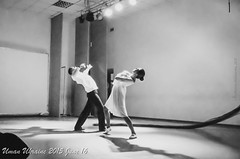 DSC_0147 (imramianna) Tags: show portrait people bw female dance university theatre performance ukraine uman visavis musicalperformance contemp