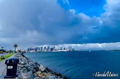 San Diego, Ca (i_vandaleyes) Tags: city skyline photography sandiego sandiegoskyline