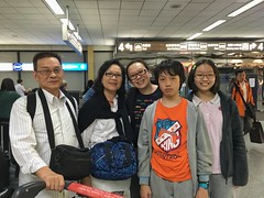 052/365 my parents-in-law come to visit us (Alfred Life) Tags: airport shanghai grandfather 365  grandmom  hongqiaoairport photo365  20162017365