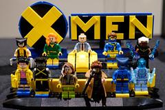 INSIDE the BRICK Darebin 2016: X-Men (Andrew D2010) Tags: storm lego jubilee cyclops xmen iceman beast rogue gambit wolverine colossus minifigures jeangrey insidethebrick professorcharlesfrancisxavier darebinartsentertainmentcentre