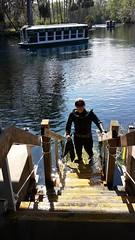 Vintage double hose scuba diver. (Vintage Scuba) Tags: woman man men silver fight women gun mask smooth knife diving rubber double hose diver beavertail fins wetsuit tanks spear regulator