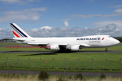 F-GIUD (David Unsworth (davidu)) Tags: uk france plane airplane scotland airport aircraft aviation jet cargo airline boeing boeing747 freight jumbojet airliner airfrance prestwick pik freighter b747 jetliner boeing747400 egpk glasgowprestwickinternationalairport boeing747428 boeing744 davidunsworth fgiud prestwickinternational daviduair boeing747428erscd