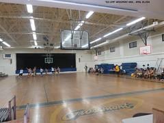 """ OLD GYM "" (goldtrout) Tags: basketball lamesa gym 1937 oldgym grossmonthighschool luna16"