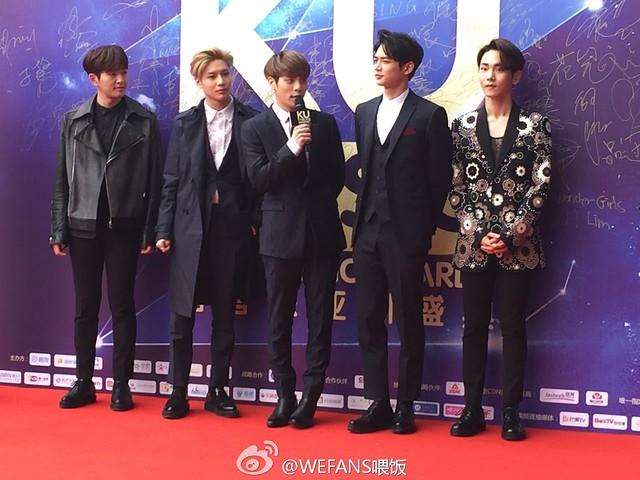 160329 SHINee @ 2016 KU Asia Music Awards' 26167653226_2b9697338b_z