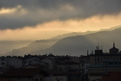 Florence skyline (jacques_teller) Tags: morning light sky italy rooftop skyline clouds florence nikon firenze italie nikonian nikonistas d7200