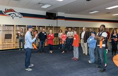 Broncos-0248 (jdquintiii) Tags: colorado denver denverbroncos alumnievent hillsdalecollege milehighcity sportsauthorityfield hillsdalecollegealumnievent