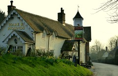 The Hare & Hounds at Old Warden (Jayembee69) Tags: england evening pub inn village beds bedfordshire publichouse hareandhounds oldwarden