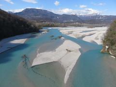 Fiume Tagliamento (Cristina Birri) Tags: mountains primavera montagne river spring fiume friuli udine tagliamento pinzano ragogna
