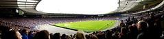 Rangers v Peterhead, Petrofac Cup Final. Hampden Park, Glasgow. April 2016. (tcbuzz) Tags: park cup scotland glasgow panoramic final sfa rangers hampden peterhead petrofac