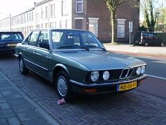 BMW 525 E 1985 Deventer (willemalink) Tags: e bmw 1985 525 deventer