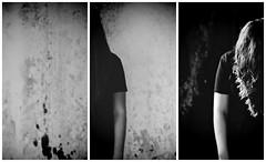 Step Three (Byrds Eye Photography) Tags: portrait people girl female photography emotion creepy spooky haunting darkart